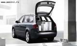 Audi A4 Avant, Numar usi
