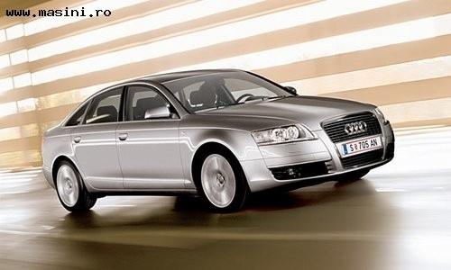 Audi A6 Limuzina, Numar usi