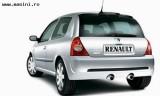 Renault Clio Campus 3 usi, Numar usi