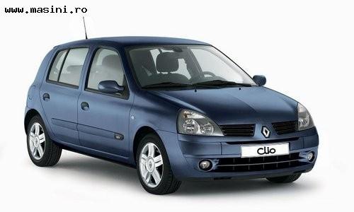 Renault Clio Campus 5 usi, Numar usi