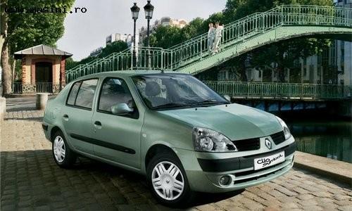Renault Clio Symbol, Numar usi