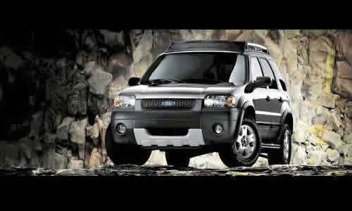 Ford Escape New (model american), Numar usi