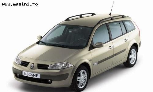 Renault Megan Estate, Numar usi