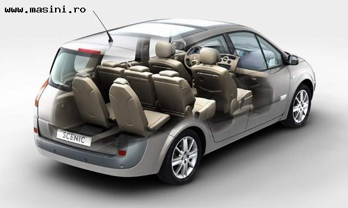Scaune Renault.Dotari Standard Renault Grand Scenic 1 9 Dci 120cp Confort Privilege