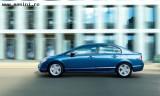 Honda Civic, Numar usi