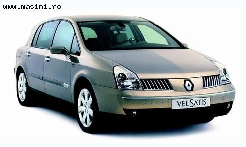 Renault Vel Satis, Numar usi
