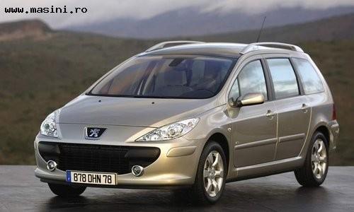 Peugeot 307 SW, Numar usi