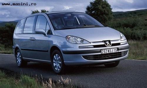 Peugeot 807, Numar usi