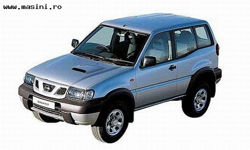 Nissan Terrano, Numar usi