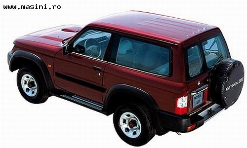 Nissan Patrol 3 usi, Numar usi
