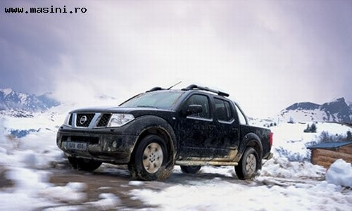Nissan Navara Double Cab, Numar usi