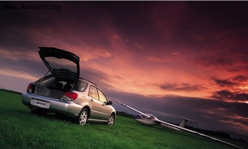 Subaru Impreza Sports Wagon, Numar usi