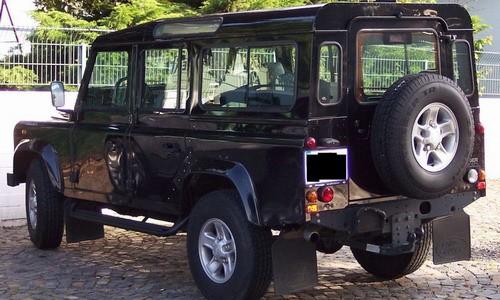 Land Rover Defender 110 SW, Numar usi