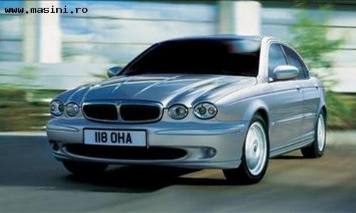 Jaguar X-Type, Numar usi