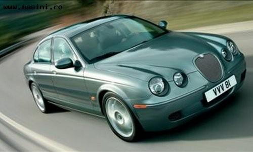 Jaguar S -Type, Numar usi