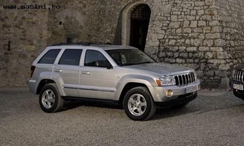 Jeep Noul Grand Cherokee, Numar usi