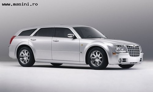 Chrysler 300C Touring, Numar usi