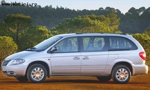 Chrysler Grand voyager, Numar usi