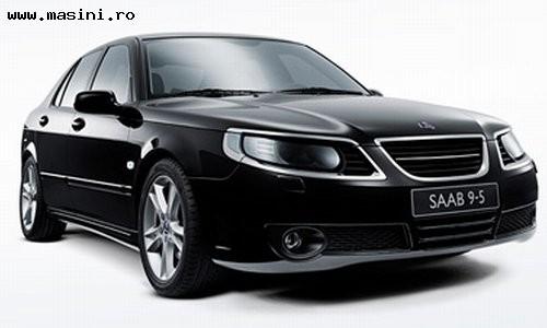 Saab 9-5, Numar usi