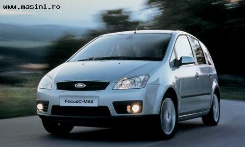Ford Focus C-Max, Numar usi