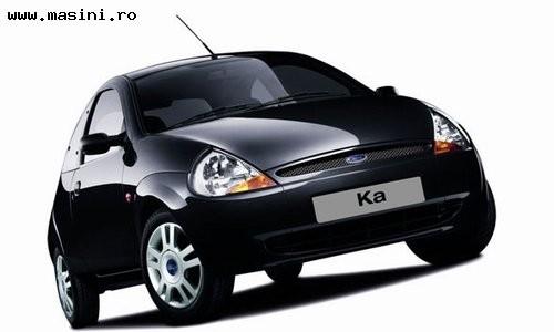 Ford Ka, Numar usi