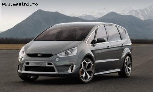 Ford S-Max, Numar usi