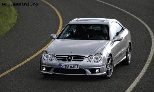 Mercedes-Benz Noul CLK, Numar usi