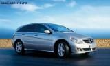 Mercedes-Benz Clasa R, Numar usi