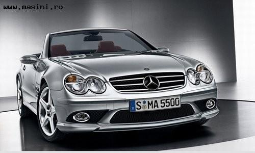 Mercedes-Benz Noua Clasa SL, Numar usi