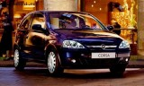 Opel Corsa 5 usi, Numar usi