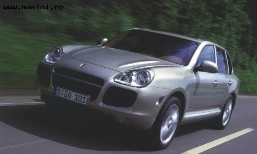 Porsche Cayenne Turbo, Numar usi