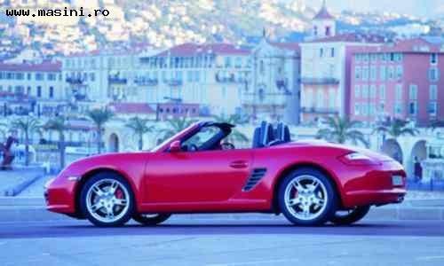 Porsche Boxster S, Numar usi