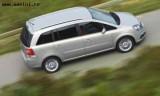 Opel New Zafira, Numar usi