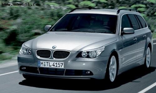 BMW Seria 5 touring, Numar usi