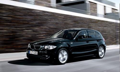 BMW Seria 1 (5 usi), Numar usi