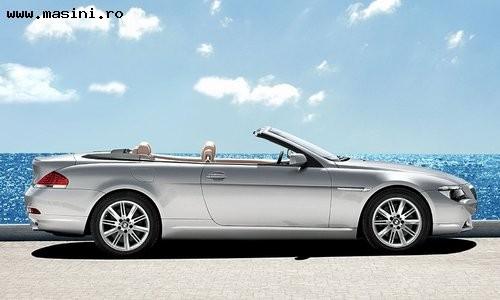 BMW Seria 6 Cabrio, Numar usi
