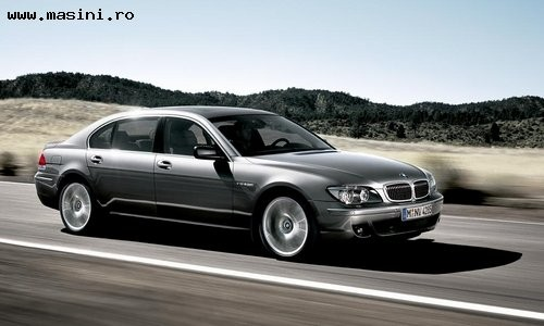 BMW Seria 7, Numar usi