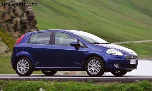 Fiat Grande Punto 5 usi, Numar usi