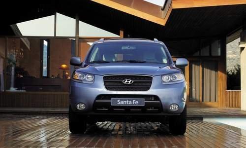 Hyundai Noul Santa Fe, Numar usi