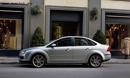 Ford Noul Focus, Numar usi