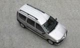 Dacia Logan MCV cu 5 locuri, Numar usi
