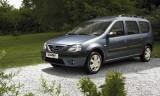 Dacia Logan MCV cu 7 locuri, Numar usi