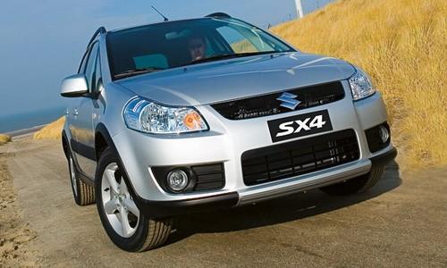 Suzuki SX4, Numar usi