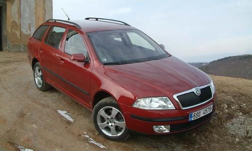 Skoda Octavia Combi 4X4, Numar usi
