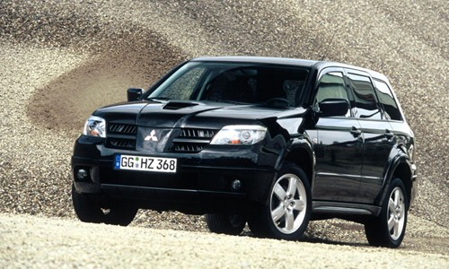 Mitsubishi Outlander, Numar usi