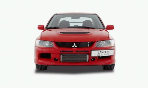 Mitsubishi Lancer Evolution IX, Numar usi