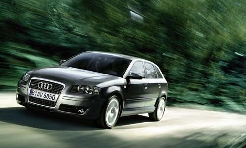 Audi A3 Sportback, Numar usi