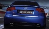 Audi RS 4, Numar usi