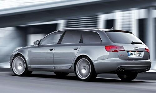 Audi S6 avant, Numar usi