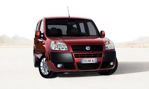 Fiat Doblo Panorama RST, Numar usi